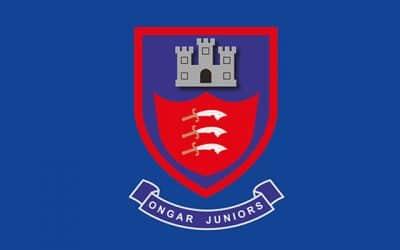 Sponsoring Ongar Juniors Football Club