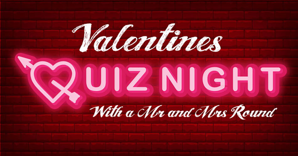 Valentines Quiz Night