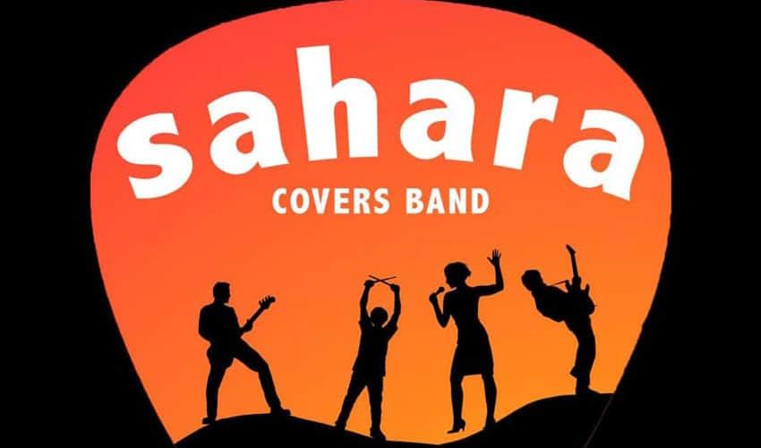 Sahara covers band